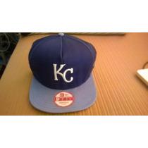 Gorra Newera Snapback Kansas City 100% Original