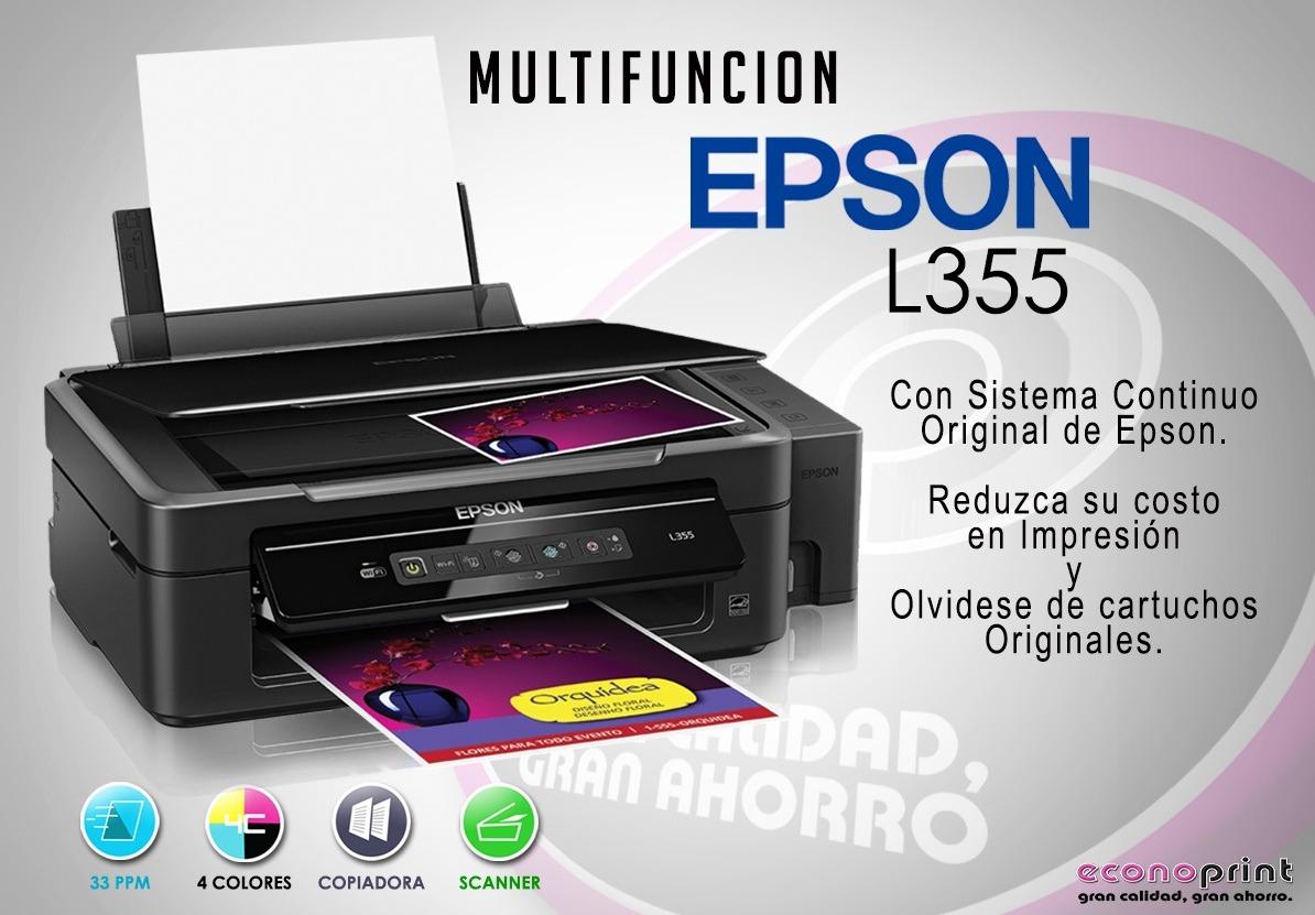 epson l355 precio