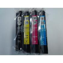 Cartuchos 200 Para Epson Xp400-310-2540 Paquete De 4 Colores