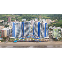 Diamond Beach Tonsupa-departamento De 3 Dormitorios
