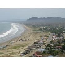 Gran Terreno Frente A La Playa (negociable)