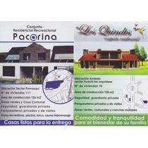 Vendo Casas- Terrenos En Excelentes Ubicaciones, Sectores.