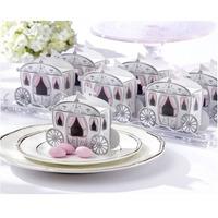 Carruaje Cinderella Sorpresas Para Fiestas Y Eventos (10 Un)