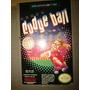 Dodge Ball Videojuego Nintendo - Nes Clásico Original