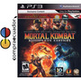 Mortal Kombat 9 Komplete Edition Para Playstation 3, Ps3
