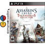 Assassins Creed The Americas Collection Ps3 Liberation+ 3+ 4
