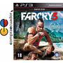 Farcry 3, Ps3, Playstation 3, Juego Original Sellado Ps3.