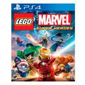 Lego Marvel Super Heroes Ps4 Juego Disco Sellado Nuevos Ps4