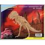Esqueleto Juguete Dinosaurio Madera Tyrannosaurus Armable