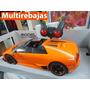 45 Cm Auto Grande Convertible A C R, Modelo Lamborghini ***