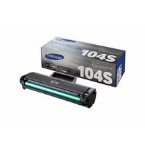 Toner Samsung Mlt-d104s Black Samsung Para Ml1665/1865/3200