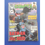Revista Comic Scene Especial Batman Vs Juez Dredd