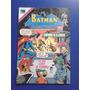 Revista Comic Batman Y Liga De La Justicia Ed Novaro 1976
