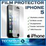 Film Protector De Pantalla Iphone 5-5s-5c Frontal & Trasera