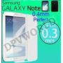 Mica De Vidrio Templado Samsung Galaxy Note 8.0 N5100 / 5110