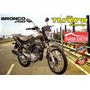 Moto Tnd Bronco 200 Dx Td200-3aa9tundra