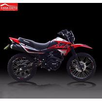 Moto Thunder Trx 200 Colores Azul,blanco,negro,rojo