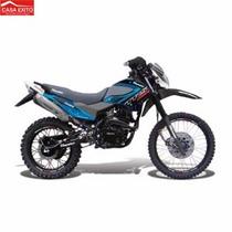 Moto Thunder Trs 200r Colores Azul, Blanco, Negro, Rojo 2015