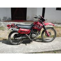 Vendo Honda Xl 200 Recien Reparada Del Año 2004
