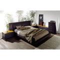 Dormitorio Lineal Moderno,cama 2 Plz+ 2 Veladores Dr 014