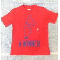 Camiseta De Niño Aeropostale Talla 6 Años