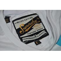 Camiseta Superdry De Hombre Talla L Limited