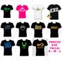 Camisetas Kpop - Corea Del Sur / Moda Asiática