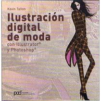 Libro De Ilustracion Digital De Moda