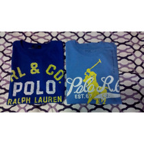 Camisetas Tommy Y Polo Niños 8-10 Años