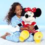 Muñeco Disney De Minnie Rojo 65cm De Alto Disney Original