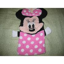 Toalla Titere Minnie Para Bebe De Disney ( 782 )
