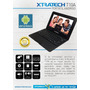 Portatil Android Xtratech T10a