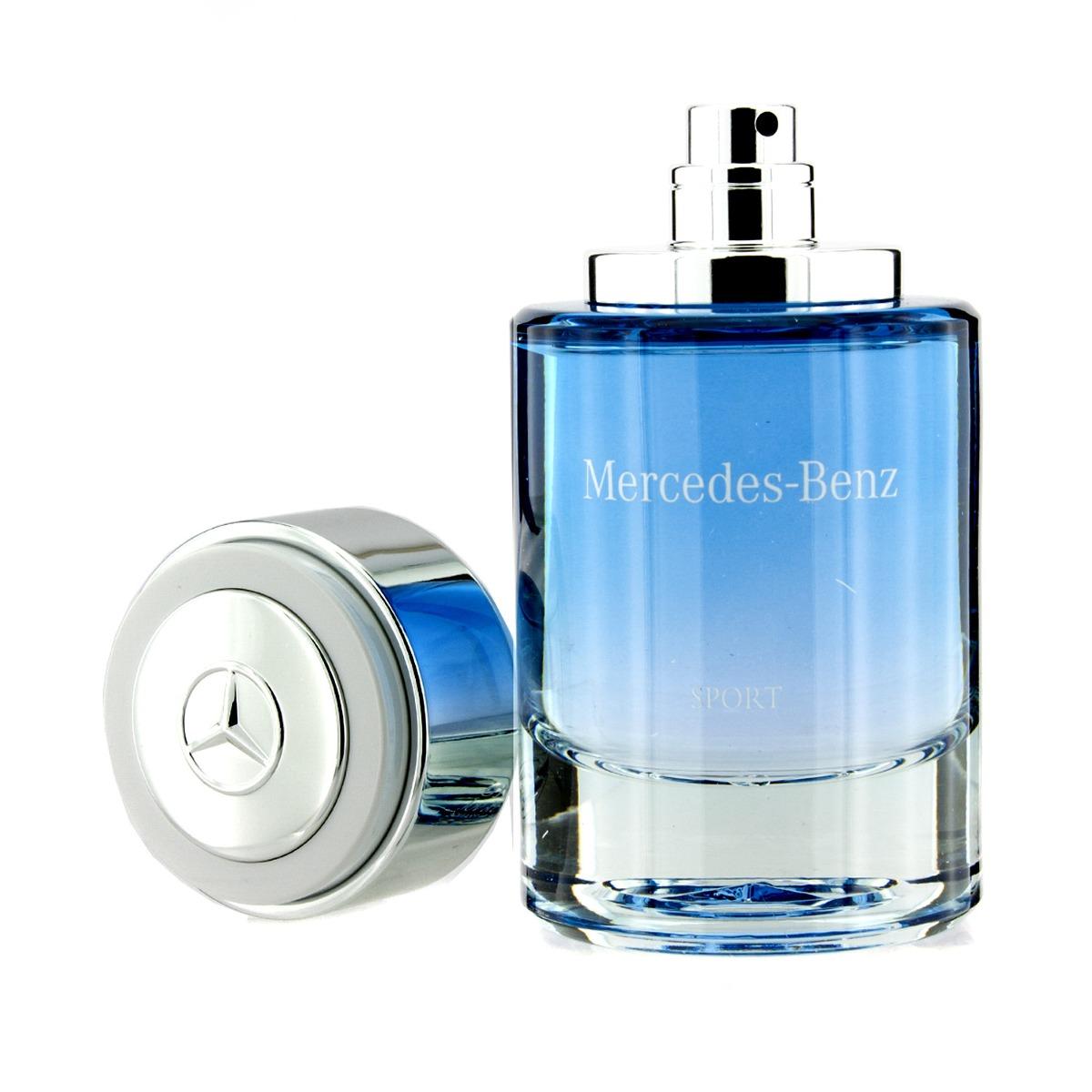 Perfume mercedes benz sport 120ml para hombre mil for Perfume mercedes benz