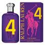 Perfume Ralph Lauren Big Pony 4 100ml Para Mujer