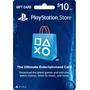Tarjeta Prepagada Playstation Network Play Station 3 Ps3