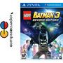 Lego Batman3 Beyond Gotham, Psvita, Nuevos Juegos Sellados