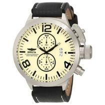 Reloj Watch Invicta Original Grande Metalico Original