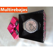 Reloj Gran Marca F De Mujer Incluye Caja X San Valentin