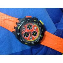 Reloj Swatch Modelo Sr9365w/caballero