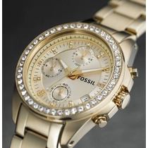 Reloj Fossil De Mujer - Original En Caja - Garantia De 1 Año
