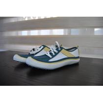 Zapatos De Playas Marca Sebago Marine Talla 6 0 36 De Mujer