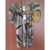 Oferta Nueva Coleccion 2016 Blusa Talla M Shifon