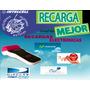 Recargas Electronicas Claro Movistar Cnt Directv Tvcable..