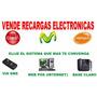 Recargas Electronicas Todas Las Operadoras 365 Dias /vackup