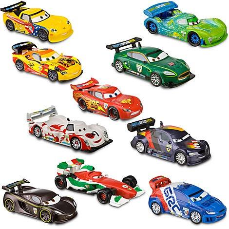 Cars Paq. Mate Y Sal, Jhon Y Jeff, Darell Y Bob, - $ 240.00 en ...