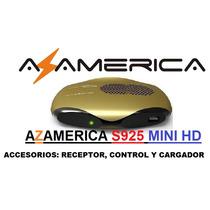 Az America S925 Mini Hd Iks Free O Iks Privado