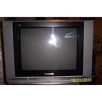 Televisión Panasonic 21 Pulgadas,control Remoto,instruccio