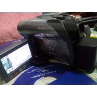 Filmadora Digital Sony Handycam Dcr-dvd305 12x Night Shot