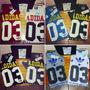 Camisetas adidas No 3 Originals Nuevas Y Genuinas!! | GAFL8967076