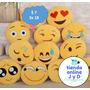 Almohadas Cojines Emoji Faces | ICVV1993